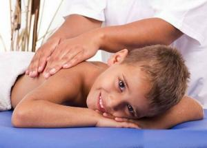 Massage mit Skoliose bei Kindern Video