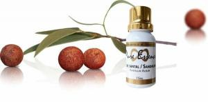 What is the use of sandalwood oil?