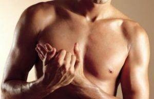 brystkreft hos menn